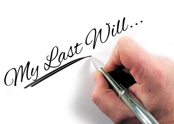 Reasons why you should have a will