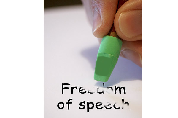 freedom of speech in parliament
