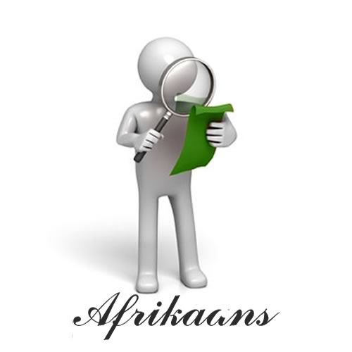 Afrikaans Documents