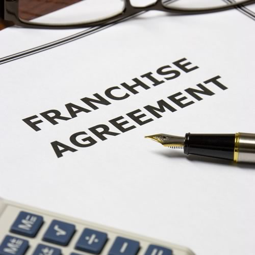 franchise agreement online