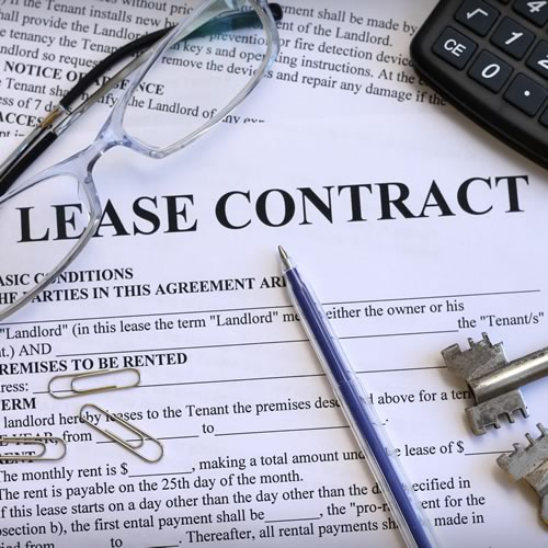 Renewal of Lease Agreement