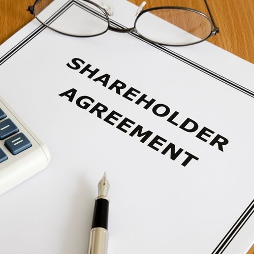Shareholders Agreement   Or More Shareholders Short Form Moi