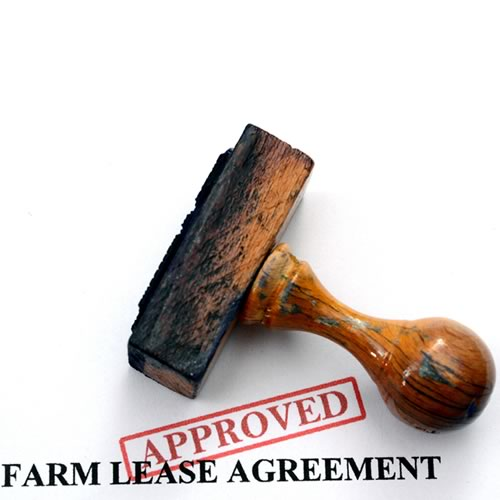 Lease of Farm Agreement