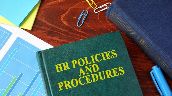 HR policies and procedures